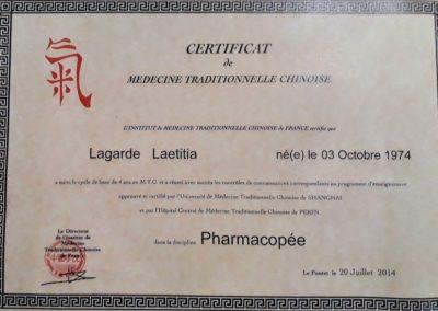 pharmacopée
